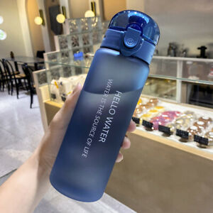 780 ML Sports Water Bottle Portable Leakproof Drinks Mugs Gym Bottle BPA Free ra