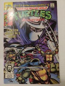 TEENAGE MUTANT NINJA TURTLES Adventures #1 VGC Victor Gorelick cover