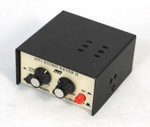 MFJ-401B Econo Keyer II Electronic Code Oscillator