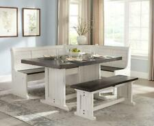 Sunny Carriage House Breakfast Nook Dining Set 0113Ec