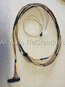 Holden LJ Torana Rear Body Wiring Wire Harness Loom GTR XU1 2dr