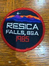 1985 Resica Falls Patch BSA