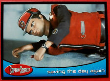 CAPTAIN SCARLET - Card #59 - Saving The Day Again - Cards Inc. 2001