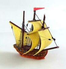 Dolls House Sail Boat Sailing Ship Miniature 1:12 Toy Ornament Accessory