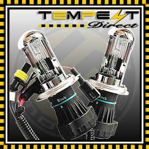 Replacement Bulbs for HID Conversion Kit Bi Xenon or Halogen High Xenon Low 1pr