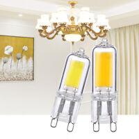 220V 3W 5W G9 Sockel LED COB Lampe Kristall Glühbirnen CRI> 80Ra Warm/Cool White