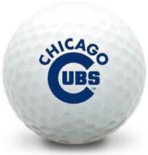 12 Titleist Pro V1 Mint / AAAAA ( Chicago Cubs BLUE MLB LOGO) Used Golf Balls