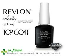 REVLON UÑAS COLORSTAY GEL ENVY DIAMOND TOP COAT 15ML FIJADOR