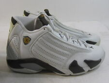 Air Jordan 14 Retro 311832 121 2005 White/Dark Cinder-Chutney Size 8.5
