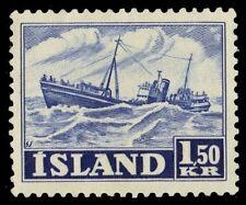 ICELAND 266 (Mi228) - Fishing Trawler (pa36752) $18