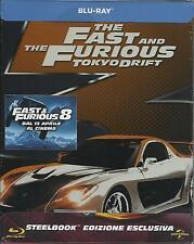 Fast and furious 3. Tokyo drift (2006) s.e. Blu Ray metal box