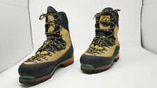 $510 Men's La Sportiva Nepal EVO GTX Mountaineering Boots Size US 9.5 / EU 42.5