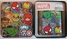 Avengers Kawaii Thor Hulk Falcon Marvel Comics Trifold Wallet Marvel Comics 0019