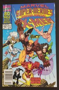 Marvel Super Heroes Winter Special 8 (1991) (Fine -) 1st App Squirrel Girl