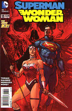 SUPERMAN/WONDER WOMAN #13 - New 52 - New Bagged