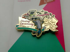 LONDON 2012 OLYMPIC GAMES PIN BADGE RARE PARALYMPICS CLOSING CEREMONY