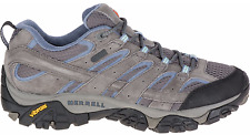 New Merrell Womens Moab 2 Low Granite Hiking Waterproof Athletic Shoes Size 8