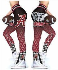 Alabama Crimson Tide Small to 2X-Large Women's Leggings #1