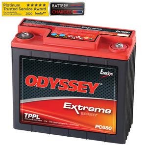 Odyssey PC680 Extreme Racing 25 12v 16Ah Battery High Power TPPL AGM