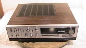 Vintage Mitsubishi DA-R25 Stereo Receiver near mint