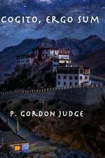 Ergo Sum: Cogito, Ergo Sum by P. Judge (2016, Paperback)