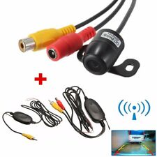 2.4G Wireless Car Rear View Video Transmitter + Night Vision Parking Camera Kits
