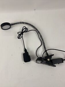 LEPOWER Clip on Desk Light/Clip on Lamp/Light Changeable/Night Light