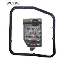 WESFIL Transmission Filter FOR Holden APOLLO 1991-1993 A140 WCTK6