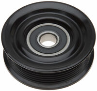 NEW Gates Drive Belt Idler Pulley 36157 Ford F150 F250 Expedition 4.6 5.4 02-13