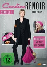 3 DVD-Box ° Candice Renoir ° Staffel 1 ° NEU & OVP