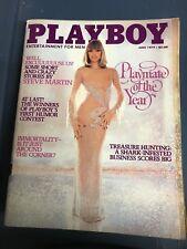 Playboy Magazine June 1979 Monique St. Pierre LOUANN FERNALD