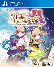 Atelier Lydie & Suelle The Alchemists & Mysterious Paintings | PS4 New (1)