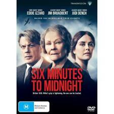 Six Minutes to Midnight (dvd 20210 Region 4