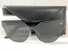 New Super Retrosuperfuture D8G Tuttolente Zizza Black Sunglasses Size 53mm