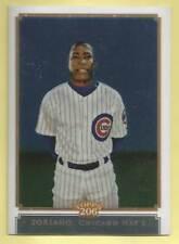 2010 Topps Chrome Baseball Alfonso Soriano Topps 206 Chrome Yankees Cubs 294/999