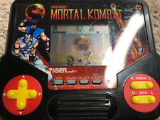 Mortal Kombat Tiger Handheld Game