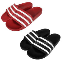 adidas Performance Adilette Men Women Sports Beach Sandals Slides Made in Italy