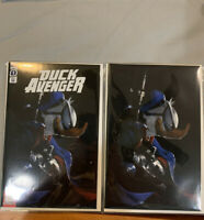 duck avenger 1 dell'otto Virgin/trade Dress Set