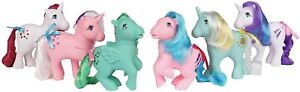 MY LITTLE PONY CLASSIC PONIES - RAINBOW, UNICORN & PEGASUS OR EARTH WAVE 3