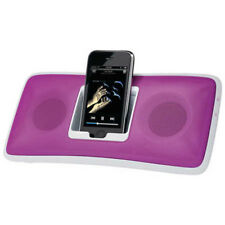 Logitech speaker Dock rechargeable S315i Altoparlante Portatile ipod iphone rosa