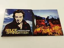 BRUCE SPRINGSTEEN WORKING ON A DREAM - LIMITED EDITION CD + DVD DIGIBOOK 2009