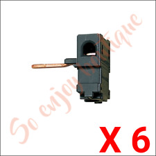MERLIN GERIN Schneider 21098 - Lot de 6 connecteurs isolé - 25 mm² - 100A