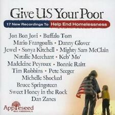 Various Artists : Give Us Your Poor CD (2007) ***NEW***