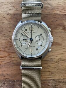 Hamilton Khaki Pilot Pioneer Caliber H-3 Automatic H76456955 Men's Watch
