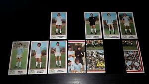 1974-75 LAZIO Calciatori Panini SCEGLI *** figurina con velina ***