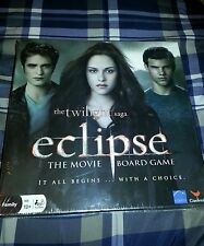 The Twilight Saga Eclipse the Movie Board Game Bnib