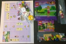 LEGO Friends Stephanie 5000245 Skate Boarder 30101 Birthday Party 30107 MINIFIGS