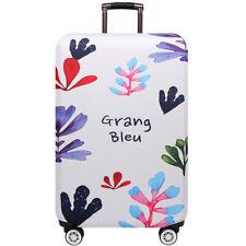 18''-32'' Elastic Flamingo Luggage Cover Protector Travel Suitcase Anti Scratch