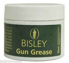BISLEY MOLY GUN GREASE 50ml TUB AIR RIFLE SHOT GUN PISTOL MOLYBDENUM DISULPHIDE