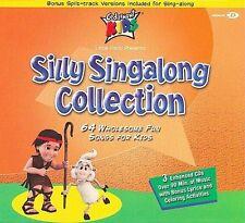 Cedarmmont Kids Silly Singalong CD